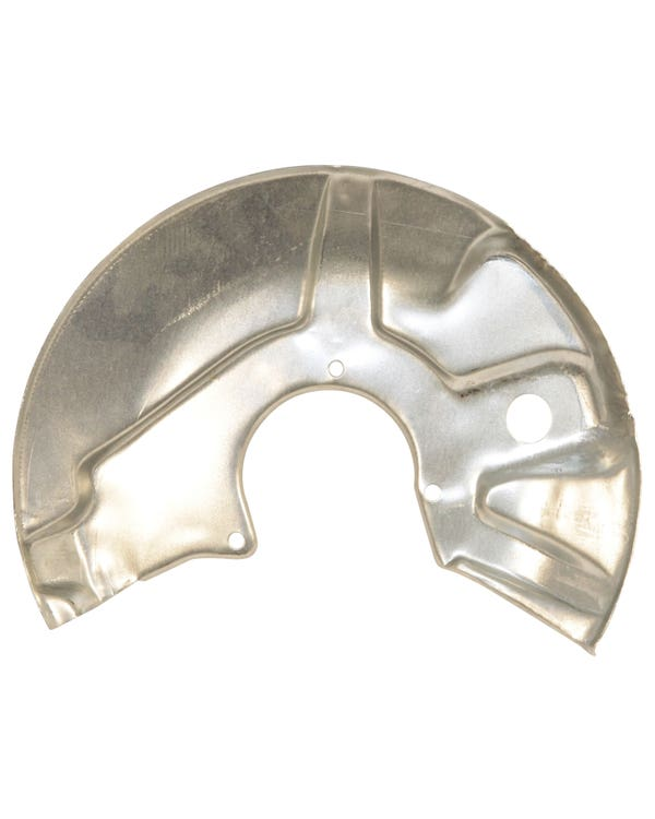 Front Brake Rotor Backing Plate Right