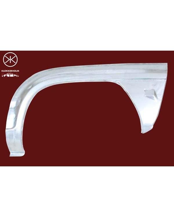 Rear wheel arch, Polo Mk2 82-91 Squareback, left