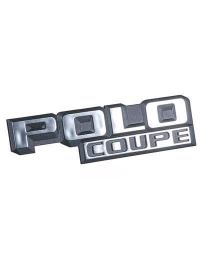 Polo Coupe Badge