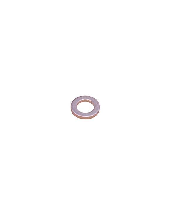 Sealing Washer, 6mm Aluminium