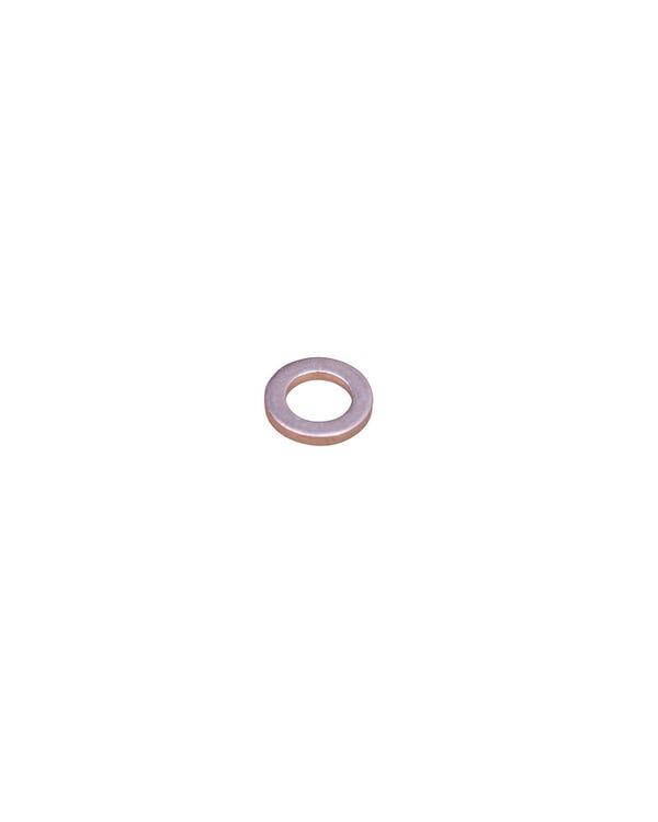 Arandela de cierre 6mm  aluminio