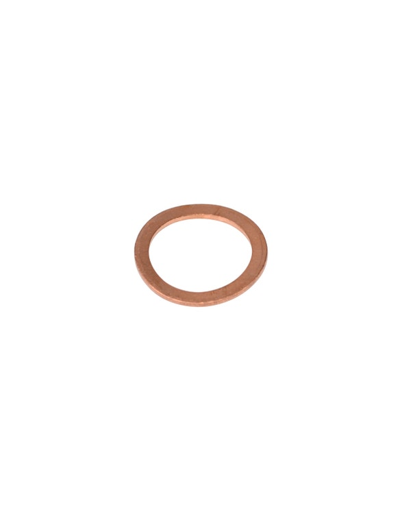 Sealing Washer, 18mm Copper