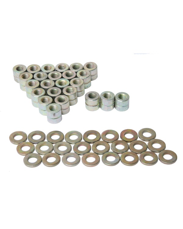 Cylinder Head Nut and Washer Kit
