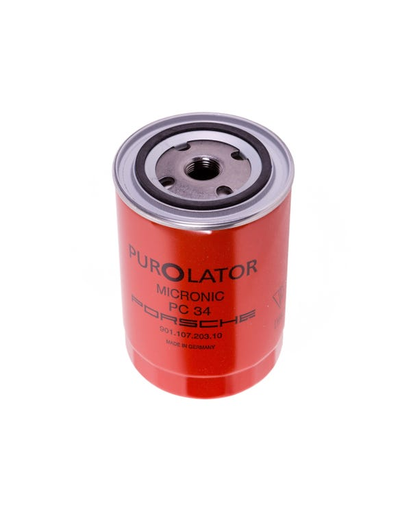Oil Filter Red Purolator PC34