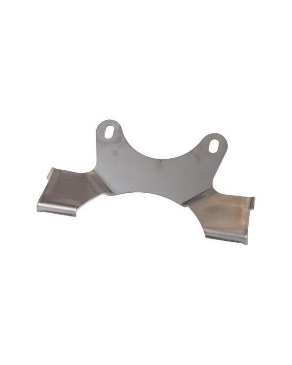 Exhaust Silencer Bracket, Stainless Steel