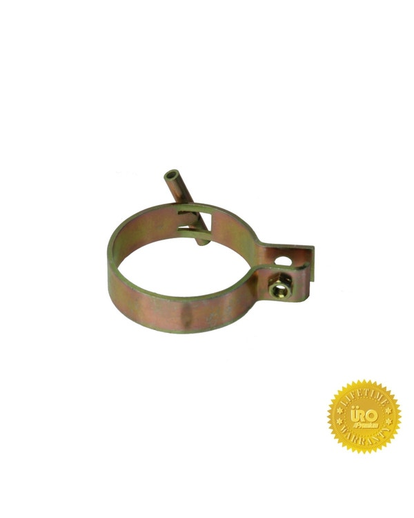 Clamp for Heater Hose Top, Left, Stainless Steel