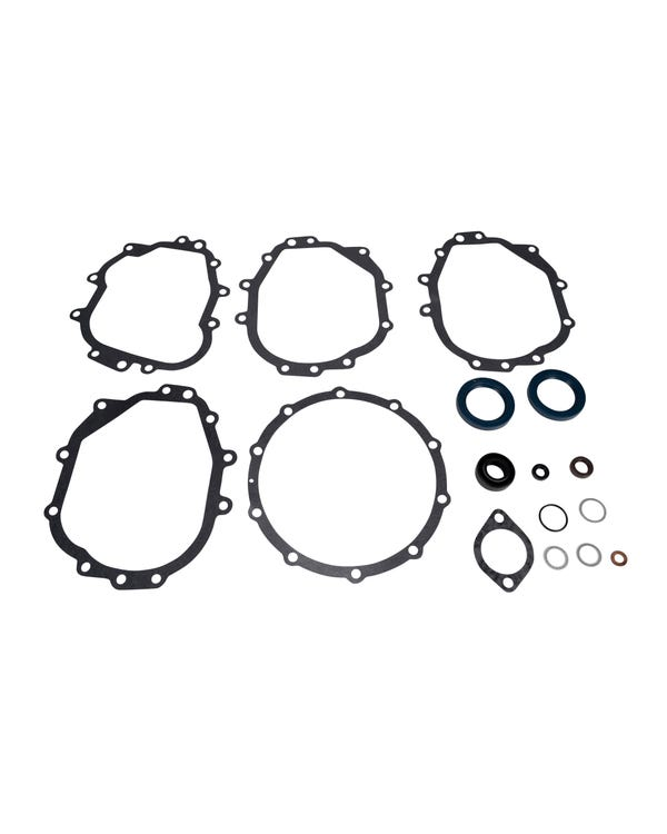 Gearbox Gasket Set, Manual with Chilled Aluminium Case