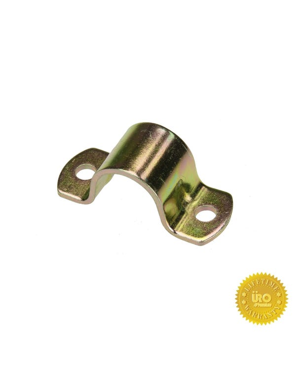 Sway Bar Bush Clamp, Rear, Stainless Steel
