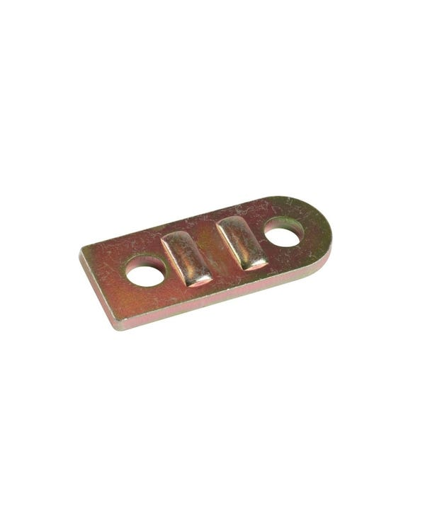 Guide Plate for Anti-Roll Bar Lever, Front
