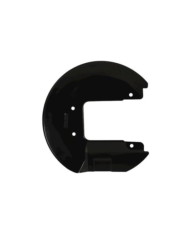 Brake Disc Backing Plate Front Left