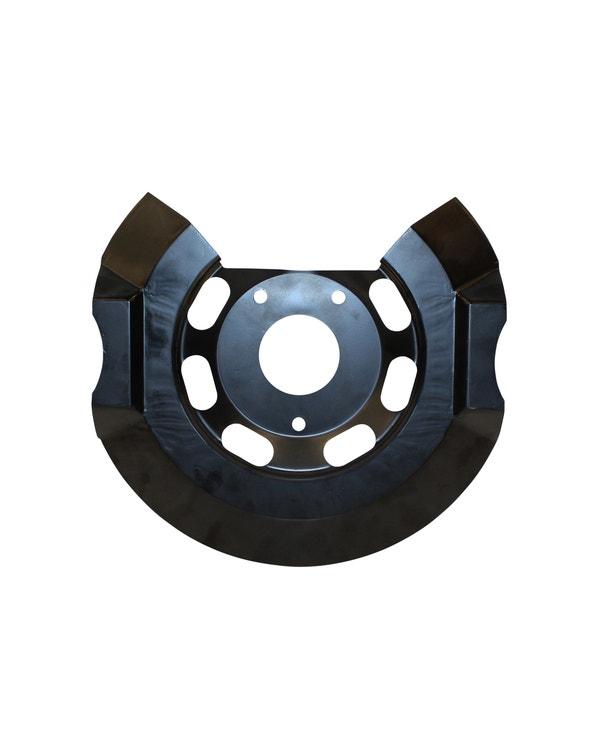 Placa protección disco de freno delantero. Izquierda/derecha