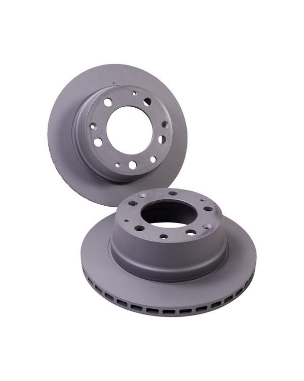 Brake Discs Rear (Pair)