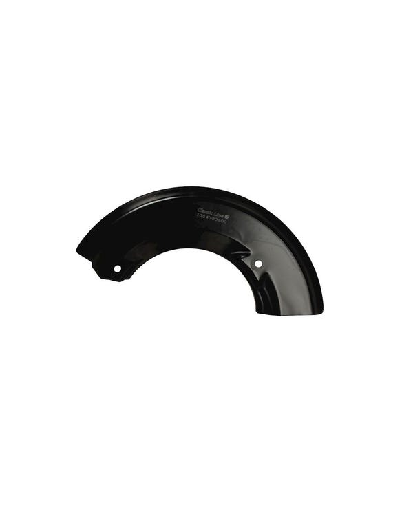 Brake Disc Backing Plate Rear Left Upper/Right Lower