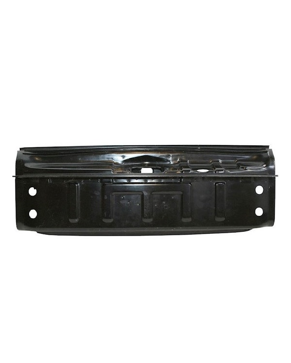 Front Bulkhead Partition Panel with Washer Tank Hole