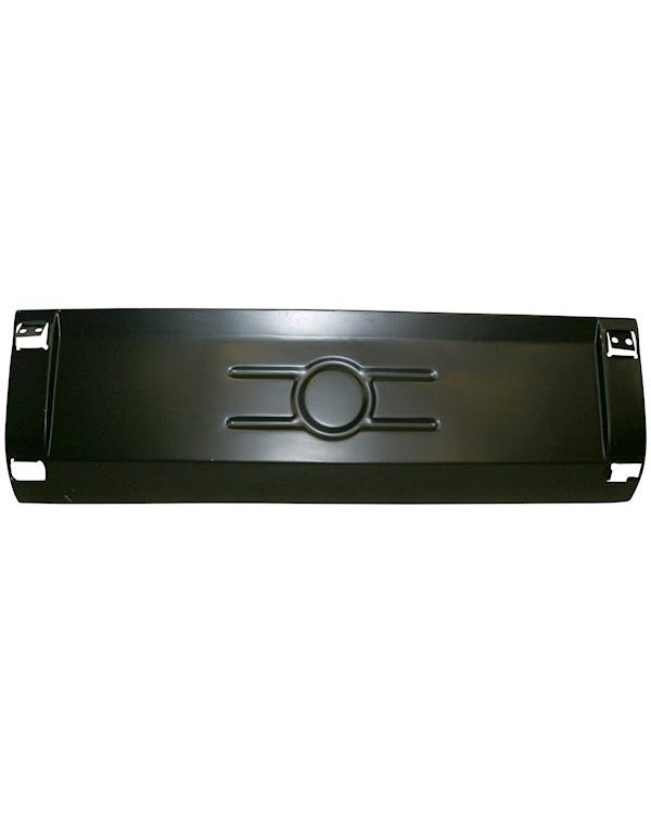 Rear Bumper Centre Section