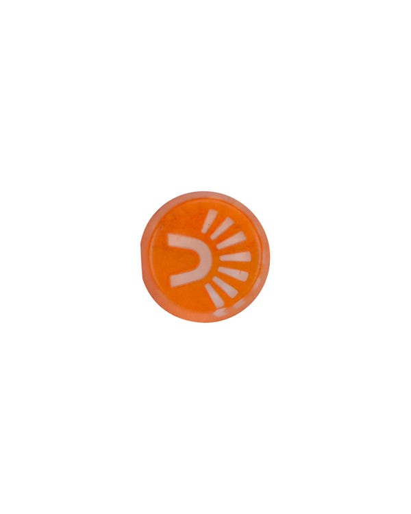 Cap with Symbol for the Hazard Warning Light Switch
