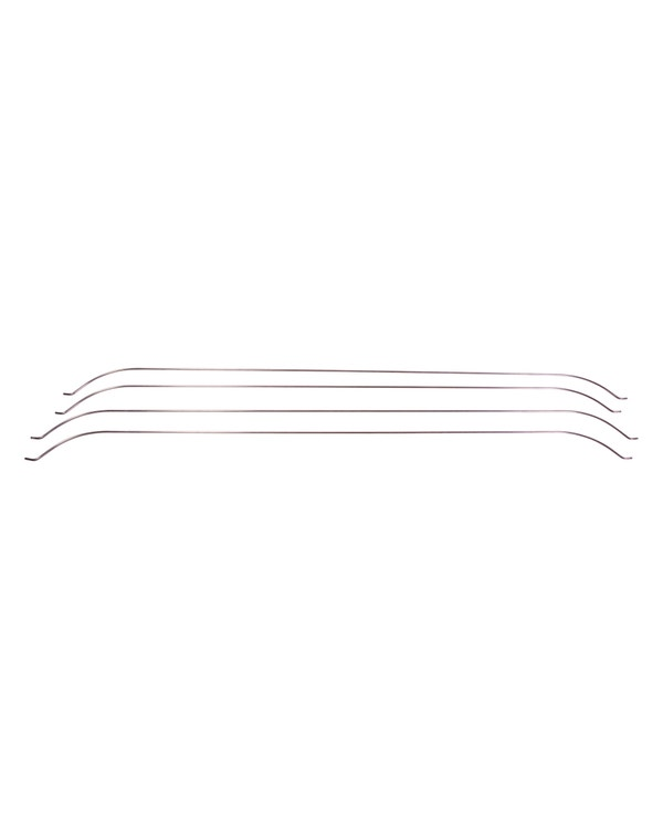 Headliner Rod Set Stainless Steel