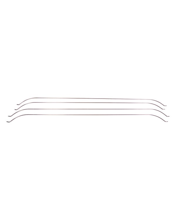Headliner Rod Set Stainless Steel