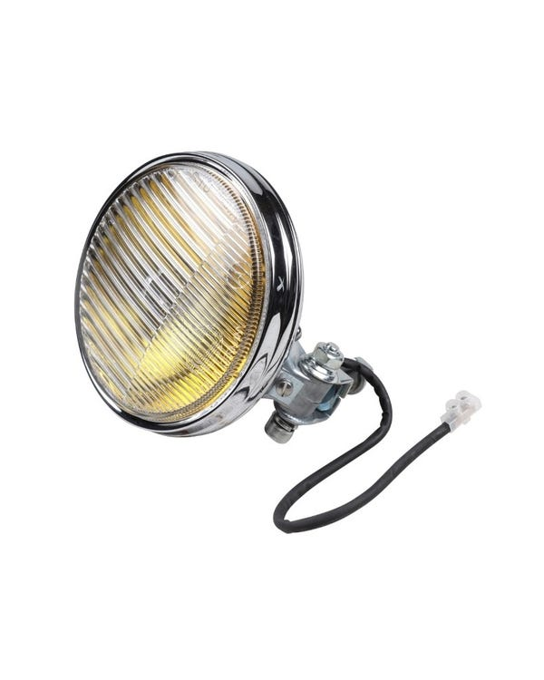 Fog Light Hella 118 Yellow Glass