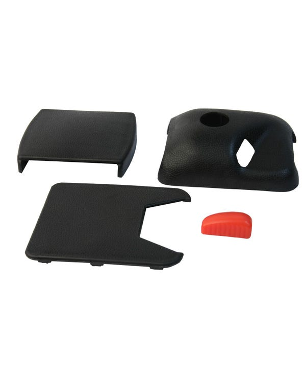Seat Belt Receptacle Cover Kit, Right