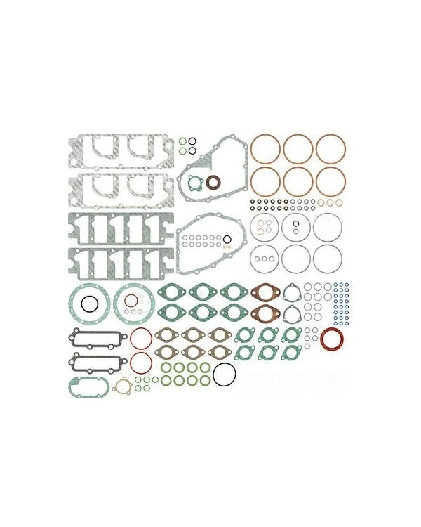 Engine Gasket Set, 2.2 with Zenith Carburettor
