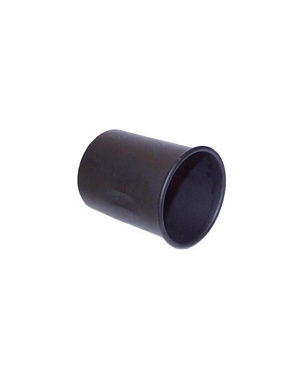 Exhaust Tailpipe Tip Black