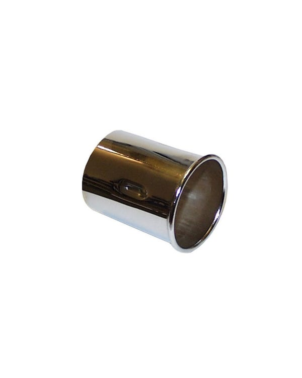 Exhaust Tailpipe Tip Chrome