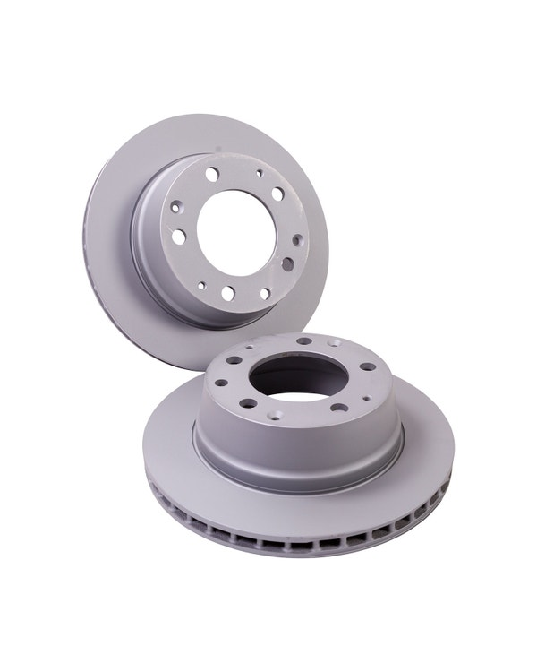 Brake Discs Rear