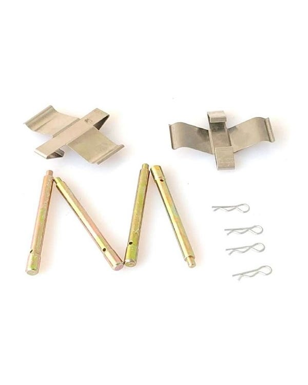 Brake Pad Fitting Kit, Rear