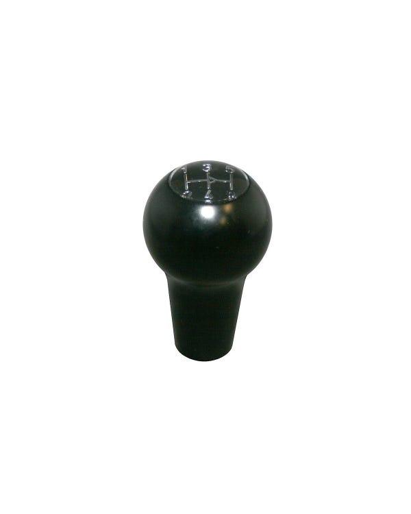 Gear Knob 5 Speed Gloss Black Finish