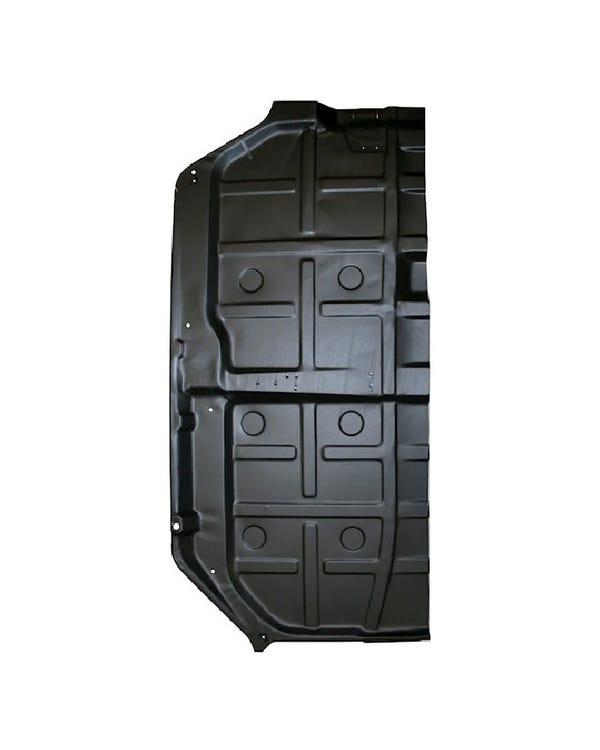 Floor Pan Half, Left