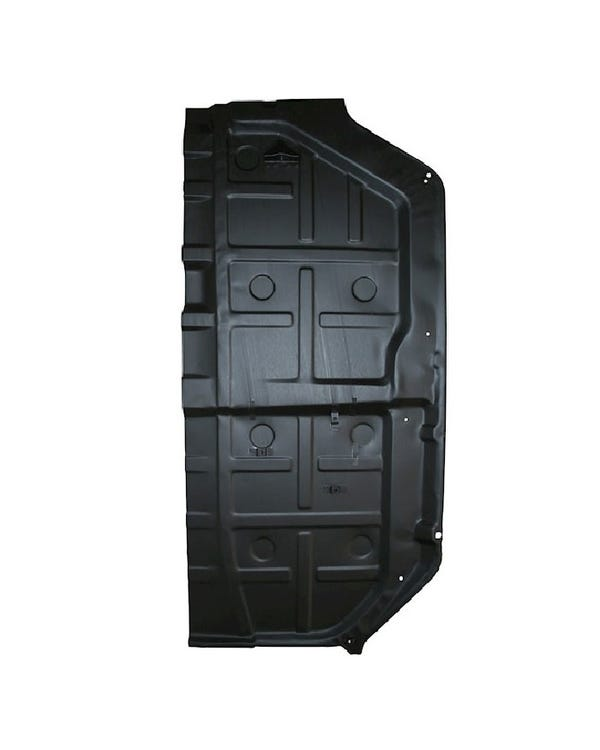 Floor Pan Half, Right