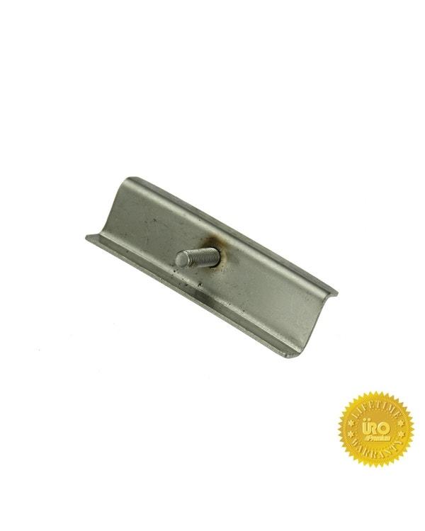 Front Spoiler Bracket, Stainless Steel
