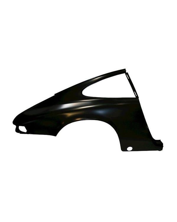 Panel lateral trasero derecho. modelo coupe