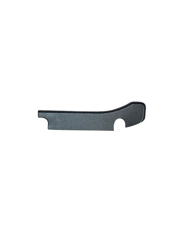 Front Bumper Intermediate Layer Seal, Upper