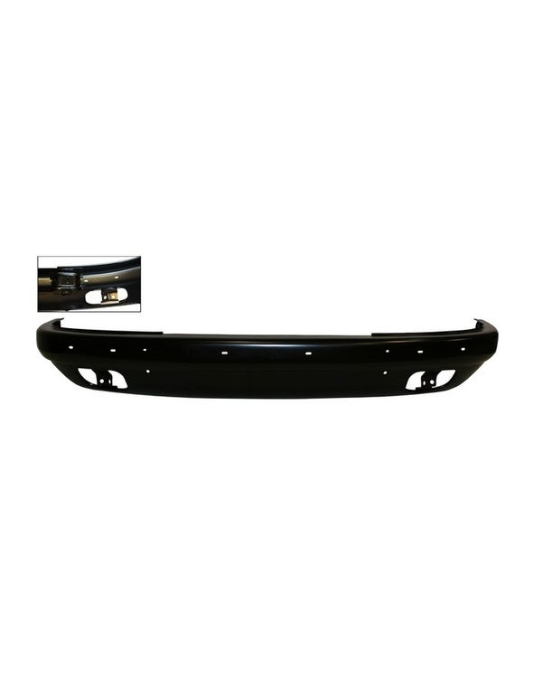 Front Bumper with Fog Light Holes