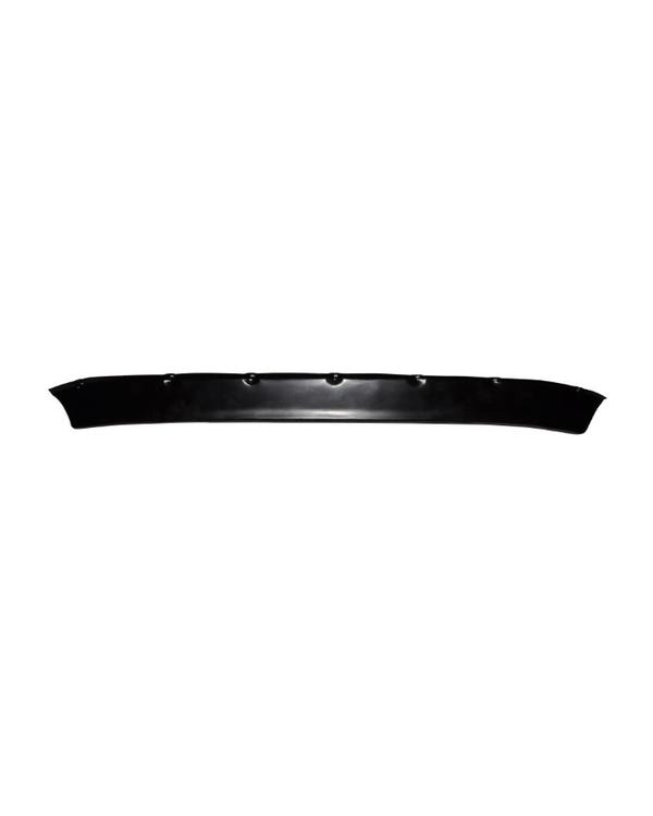 Rear Bumper Lower Valance Panel, Twin Tailpipe Cut Outs