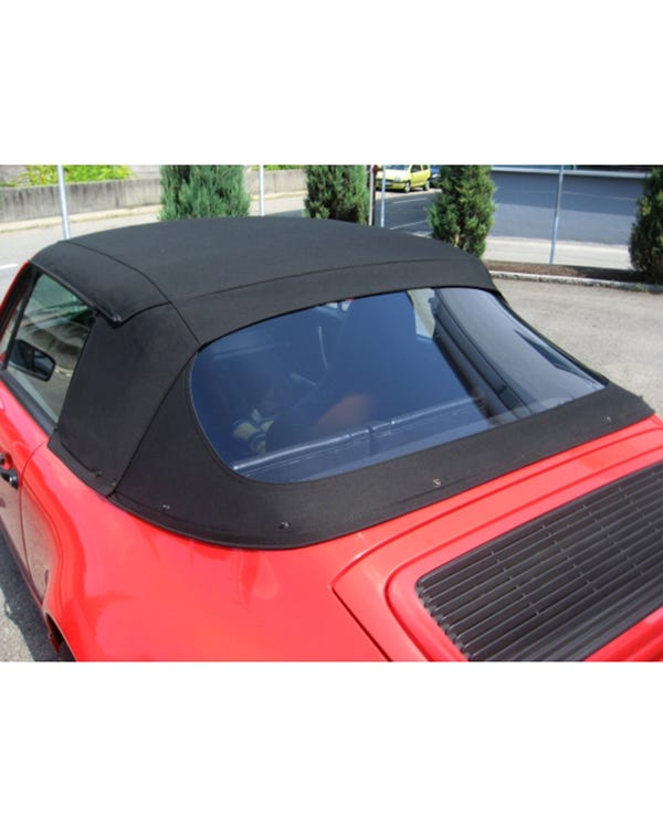 Cabriolet Roof Canvas