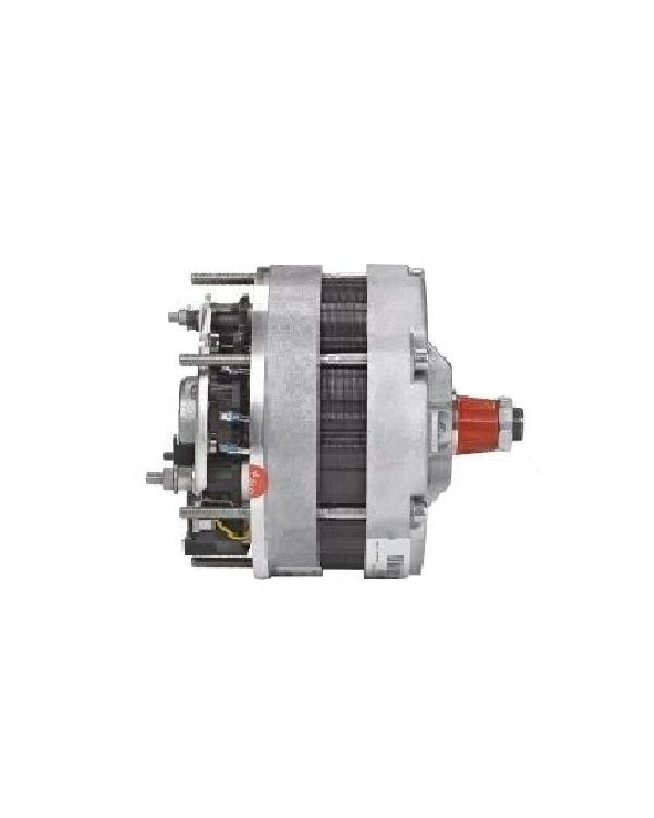 Alternador con regulador interno.