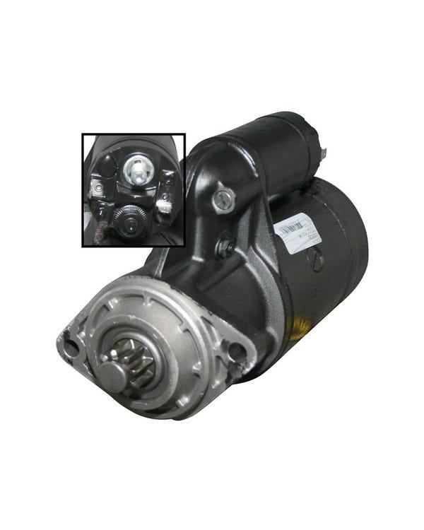 Motor de arranque. 9 dientes. 12V 15amp