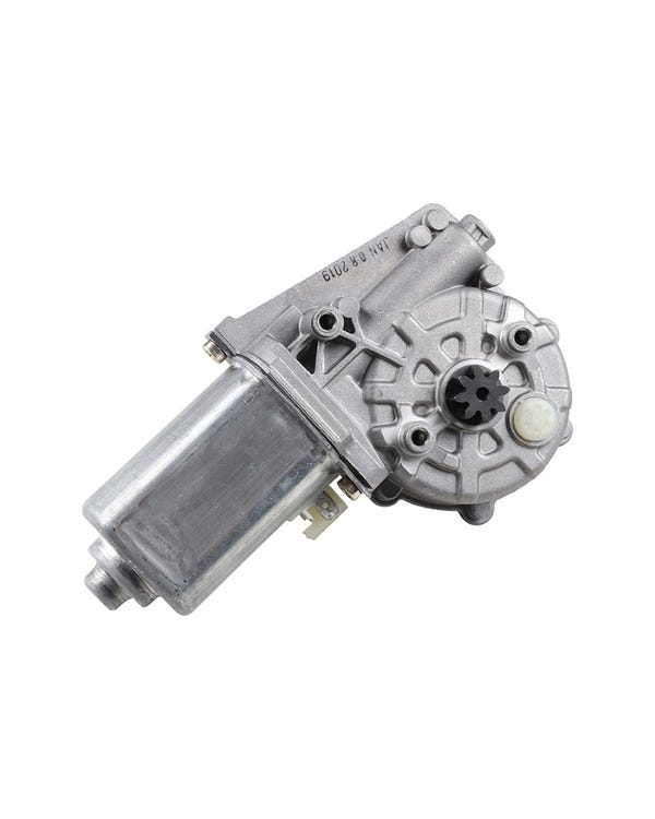 Window Regulator Motor, Coupe, Right