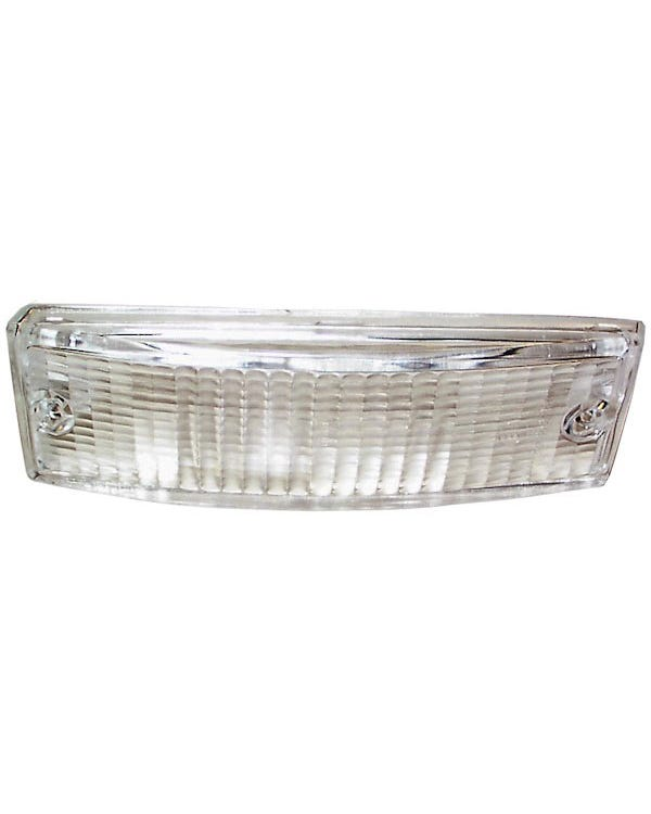 Front Turn Signal Lens Clear
