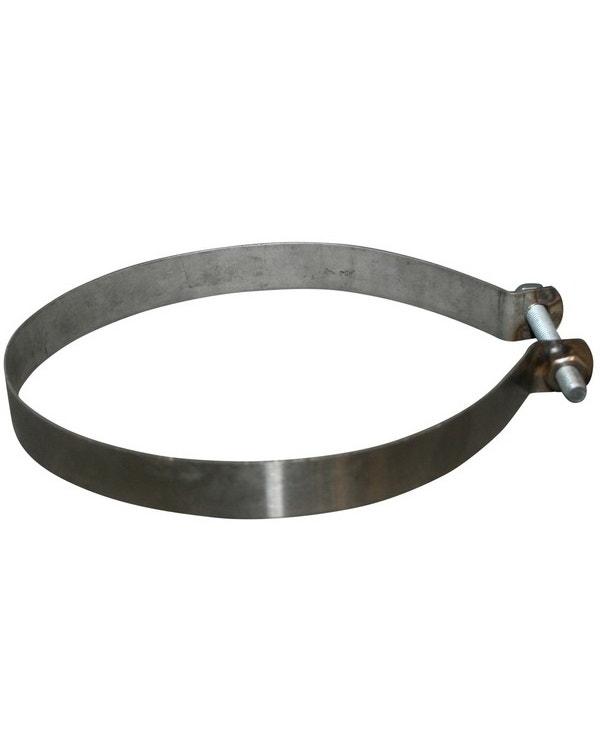 Exhaust muffler Strap Stainless Steel