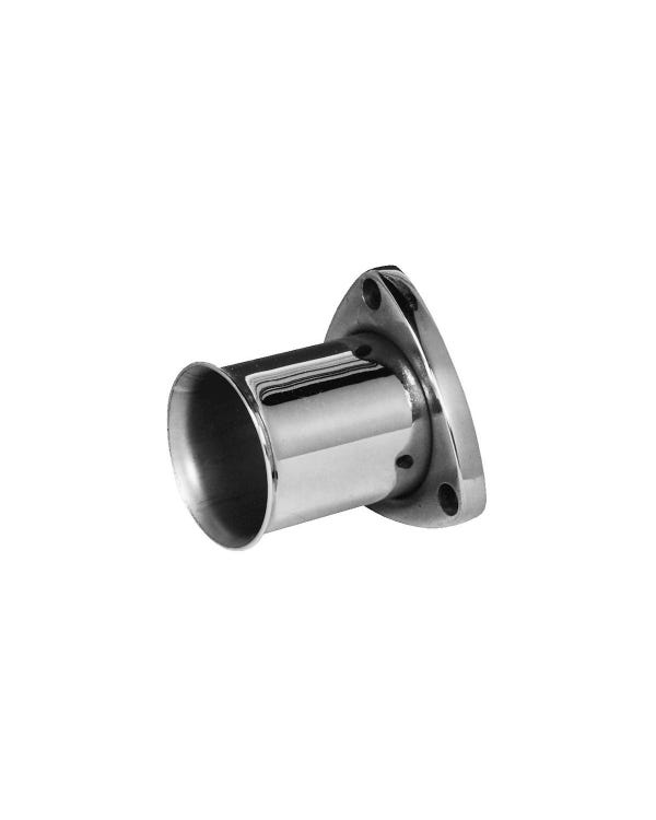 Exhaust Cross Over Pipe Connector, Stainless Steel