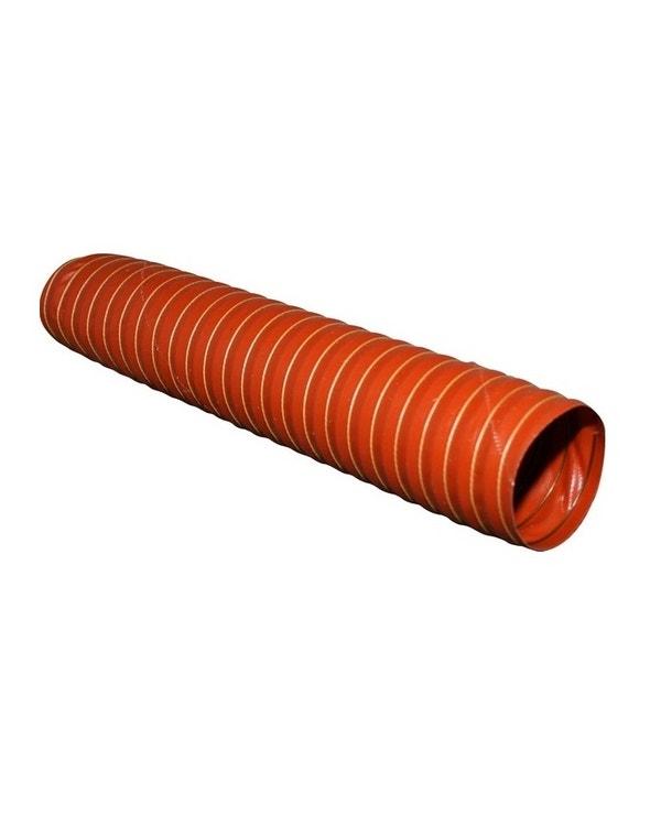 Tubo silicona calefacción