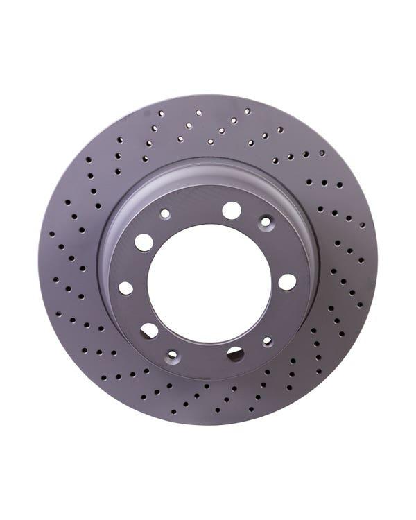 Brake Disc Rear Left