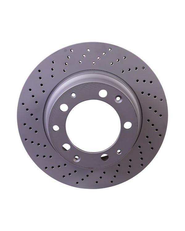 Brake Disc Rear Left