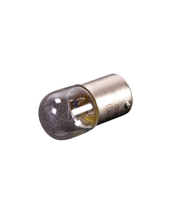 Glühlampe, Einzelelement, R10W, 12V, 10W, BA15S