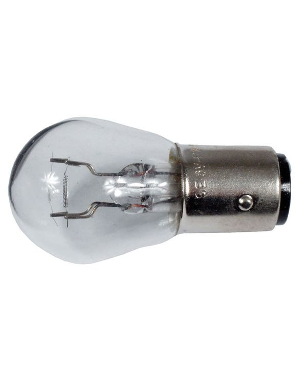 Bulb 381 P21 12V 21/5W Double Element With BA15D Contact