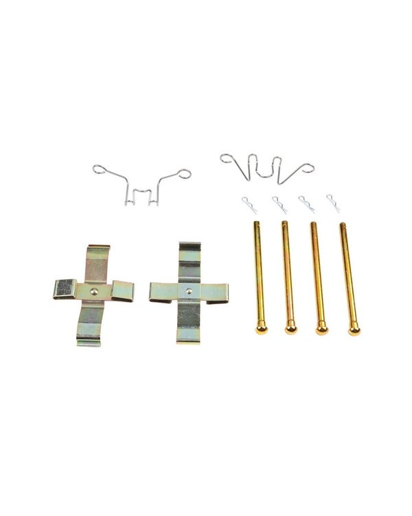 Brake Pad Fitting Kit Front